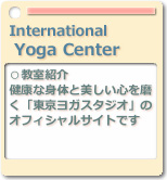 International Yoga Center